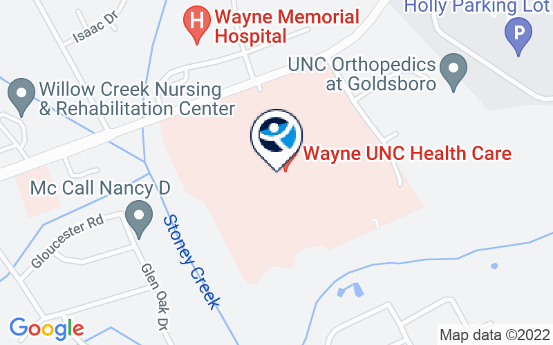 Wayne UNC Health Care Location and Directions