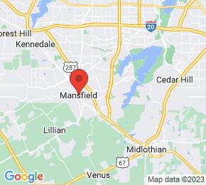 Job Map - 2700 E. BROAD STREET Mansfield, Texas 76063 US