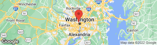 Map of 2700 WOODLEY ROAD NW # VARIES 420 WASHINGTON, DC 20008