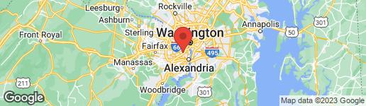 Map of 2720 ARLINGTON MILL DRIVE S #311 ARLINGTON, VA 22206