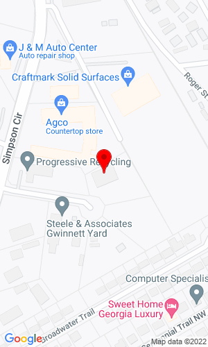 Google Map of NPK Demotrax 2725 Keystone Court, Norcross, GA, 30071