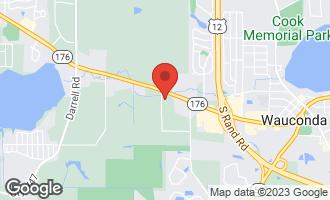 Map of 27269 North Mack Drive WAUCONDA, IL 60084