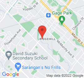 Google Map of 273+Queen+Street+West%2CBrampton%2COntario+L6Y+1M7