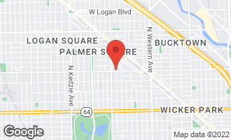 Map of 2730 West Armitage Avenue 3W CHICAGO, IL 60647