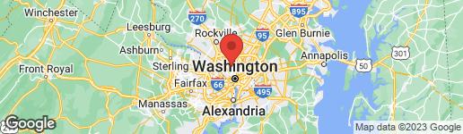 Map of 2738 MCKINLEY STREET NW WASHINGTON, DC 20015