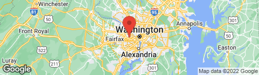 Map of 2742 LEXINGTON STREET N ARLINGTON, VA 22207