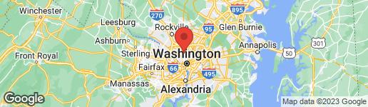Map of 2744 RITTENHOUSE STREET NW WASHINGTON, DC 20015