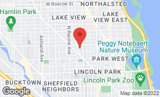 Map of 2757 North Kenmore Avenue CHICAGO, IL 60614