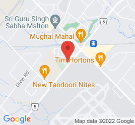 Google Map of 2765+Derry+Road+East%2CMississauga%2COntario+L4T+1A3