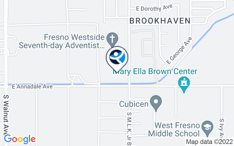 WestCare - Martin Luther King Campus Location and Directions
