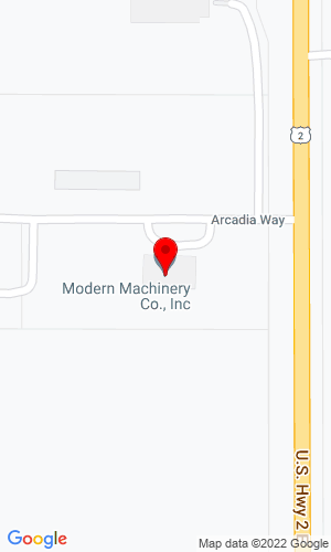 Google Map of W P Rentals LLC 28 Arcadia Lane, Columbia Falls, MT,
