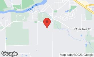 Map of 28 Burning Oak Trail BARRINGTON HILLS, IL 60010