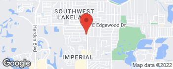 Map of 3003 S Florida Ave in Lakeland
