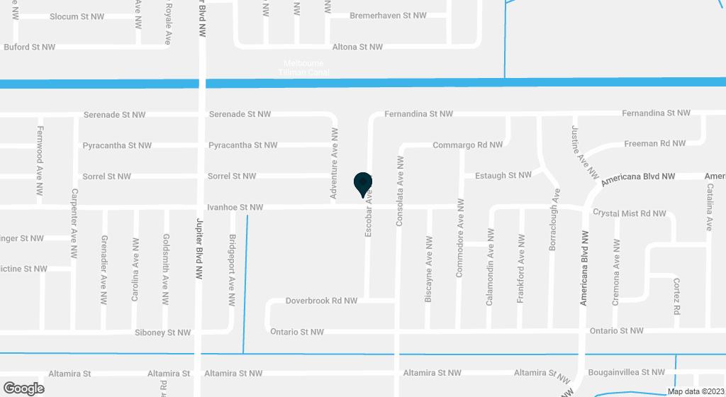 791 Ivanhoe Street Palm Bay FL 32907