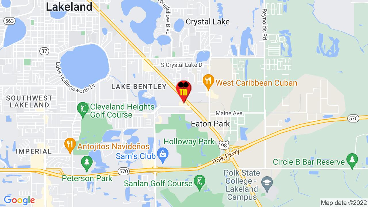 Google Map of Lakeland Pest Control