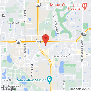 Map of BCBGeneration at Macy's at 27001 US 19 N, Clearwater, FL 33761