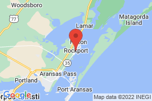 Map of Rockport