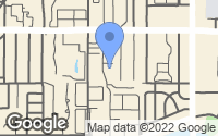 Map of TEMPLE TERR, FL