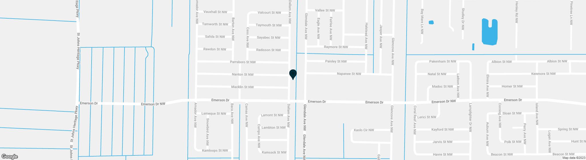 1411 Dallam Avenue Palm Bay FL 32907