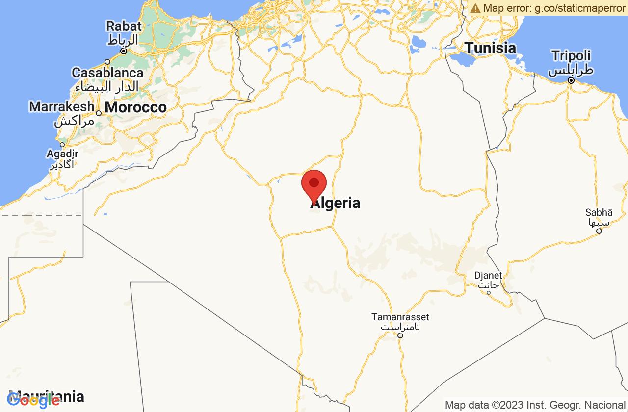 Google Map of قسنطينة