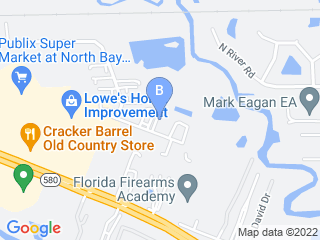 Map of Preppy Pet Tampa Dog Boarding options in Tampa | Boarding