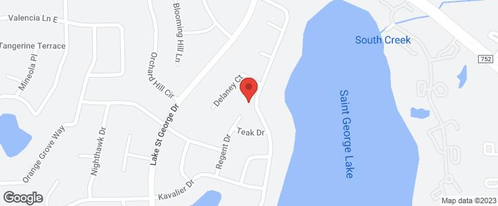 3886 LAKE SHORE DRIVE Palm Harbor FL 34684