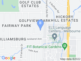 Map of Pineapple Pets Dog Boarding options in Melbourne | Boarding
