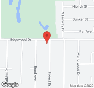 601 Edgewood Drive