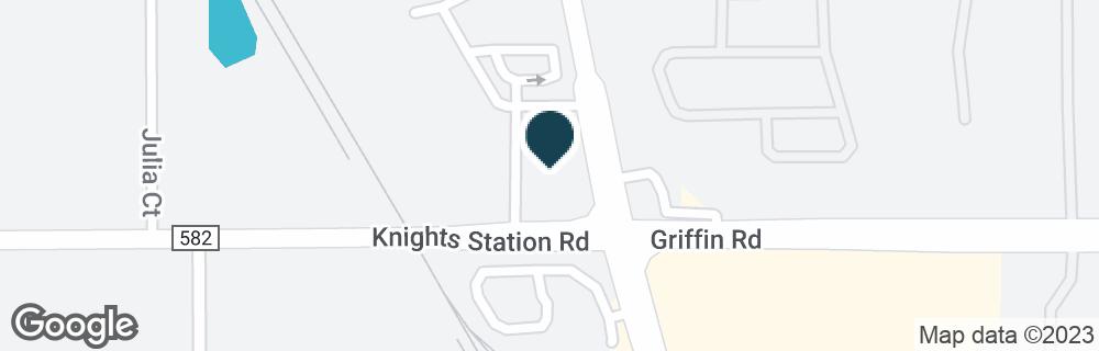 Google Map of3120 KATHLEEN RD