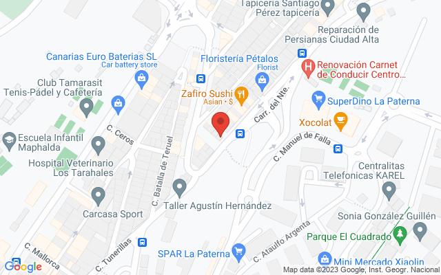 Administración nº23 de Las Palmas Gc
