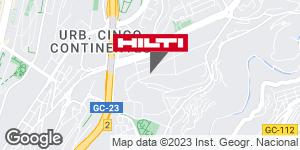 Tienda Hilti-Sta. Cruz de Tenerife (Los Majuelos)