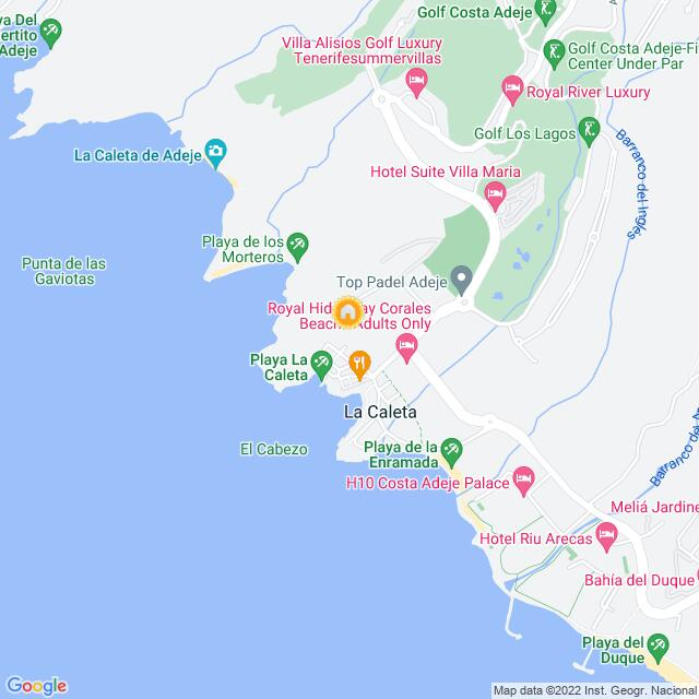 kaart met locatie