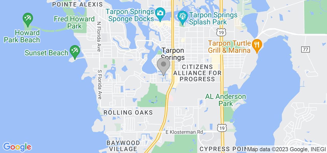 38 Moorings Cove Dr, Tarpon Springs, FL 34689, USA