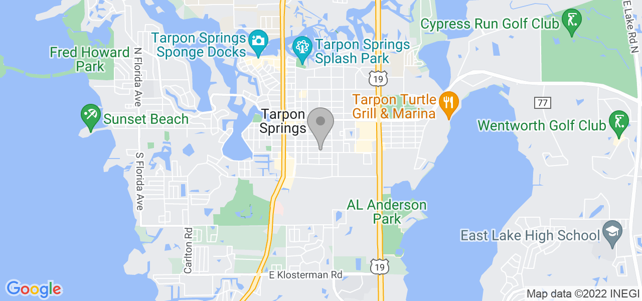 519 S Levis Ave, Tarpon Springs, FL 34689, USA