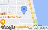Map of Satellite Beach, FL