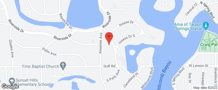31 N PARK AVENUE Tarpon Springs FL 34689
