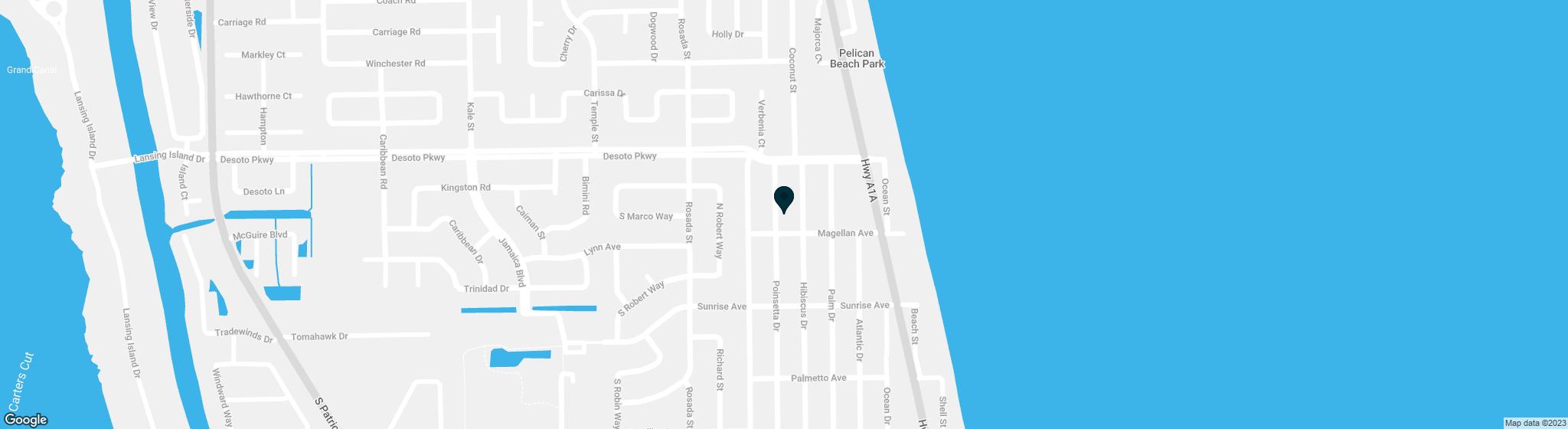 635 Poinsetta Drive Satellite Beach FL 32937