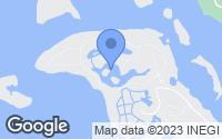 Map of Tarpon Springs, FL