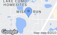 Map of Lutz, FL