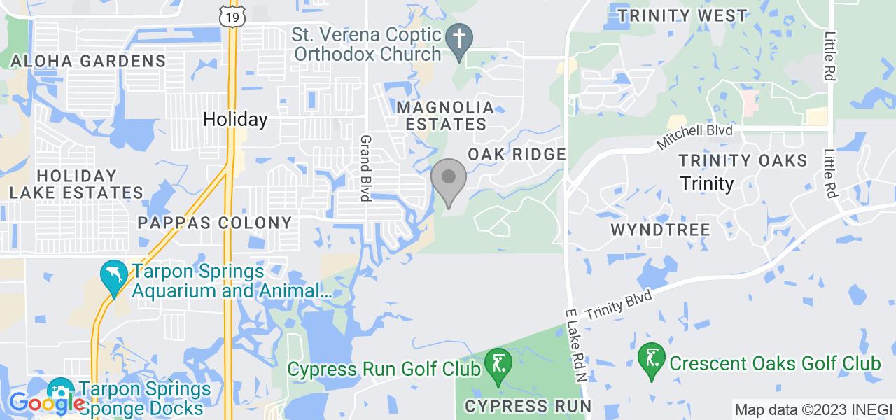 1215 Oak Meadow Point, New Port Richey, FL 34655, USA