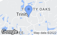 Map of Trinity, FL