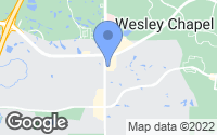 Map of Wesley Chapel, FL