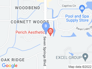 Map of Stay at Home Pet Sitter LLC Dog Boarding options in Port Richey | Boarding