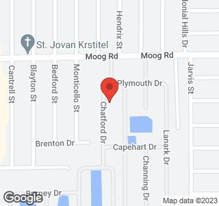 3404 Chatford Drive