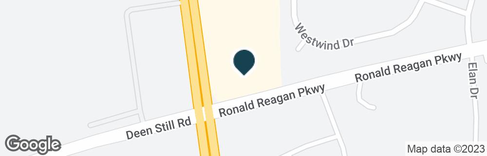 Google Map of45549 HIGHWAY 27