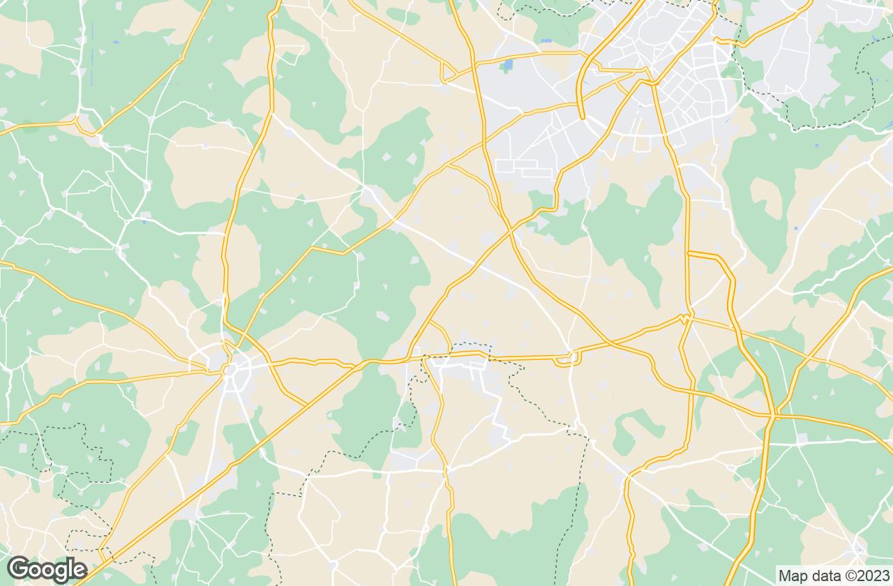 Google Map of Sidhrawali