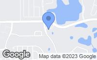 Map of Davenport, FL