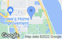 Map of Rockledge, FL