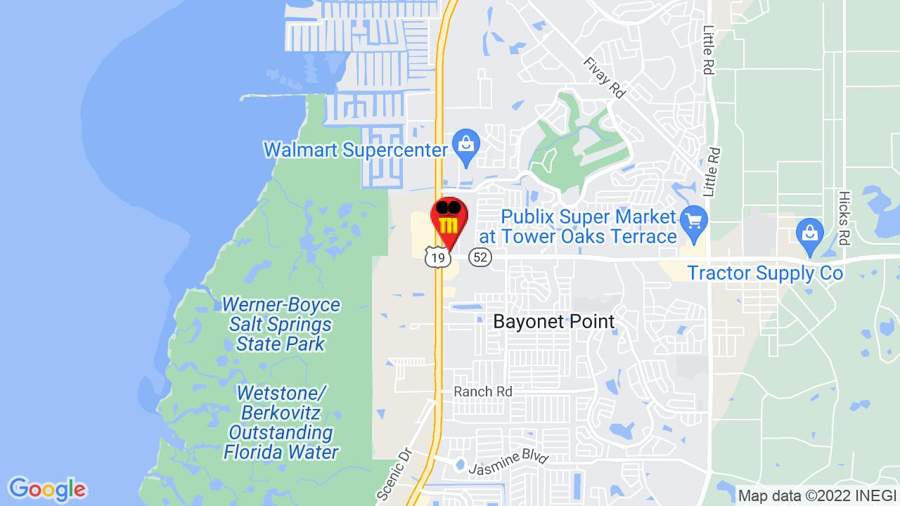 Google Map of Port Richey Pest Control