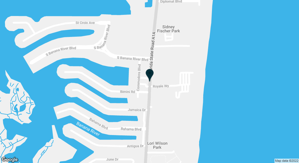 1830 N Atlantic Avenue Cocoa Beach FL 32931